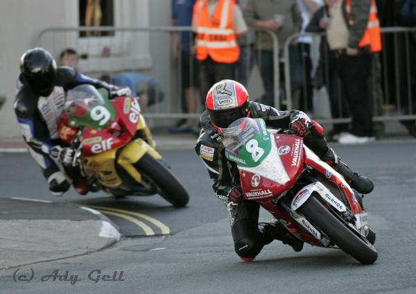 Michael Rutter - Racing