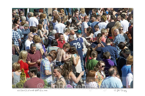 Crowd At The MoFest 2013 - MoFest 2013