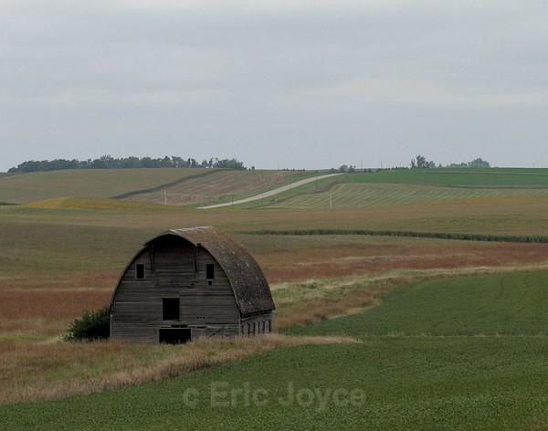 Barn Alone - Barns & Remnants