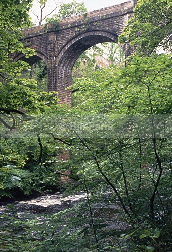 The Duke's Bridge.Chatelherault. - Land and Sea
