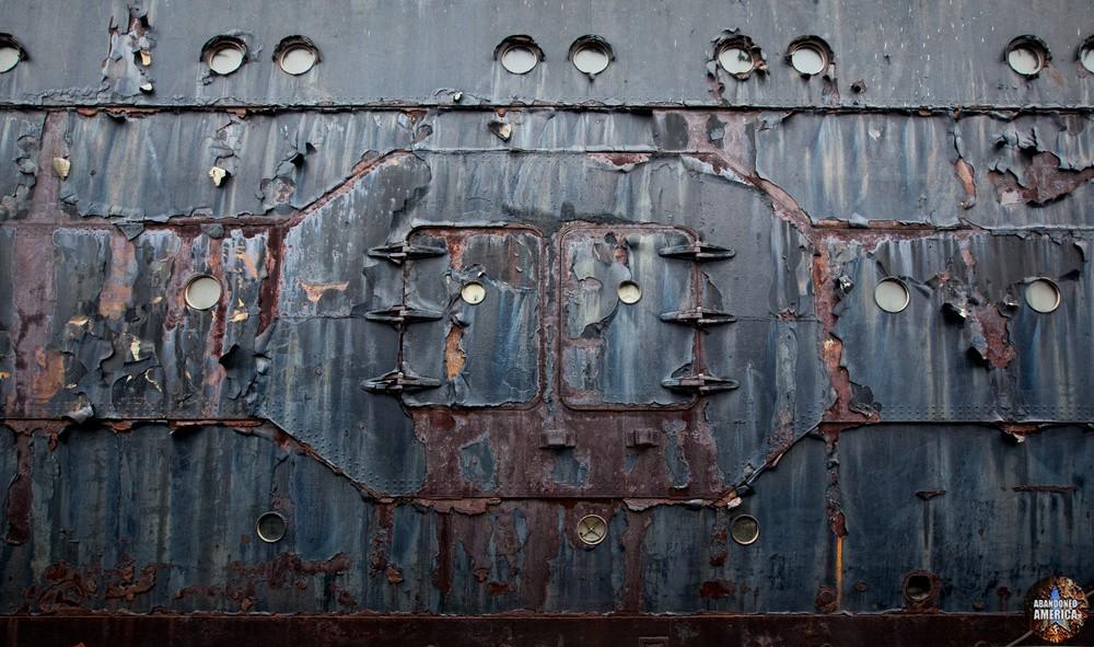 Faded Glory | SS United States (Philadelphia, PA) - SS United States