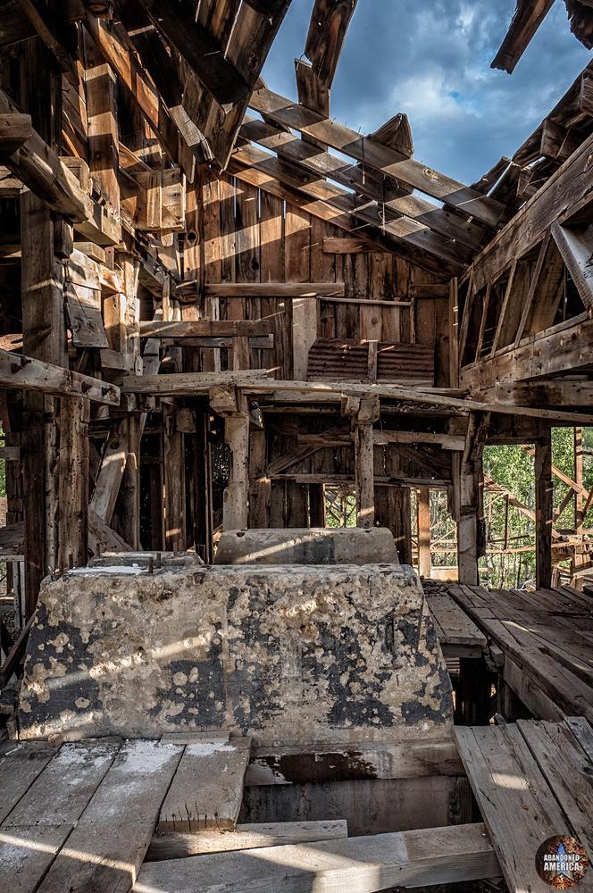 Chemung Mine (Masonic, CA) | Striped - Chemung Mine