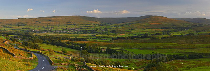 hawes and wensleydale - The Pennines and The Lake District