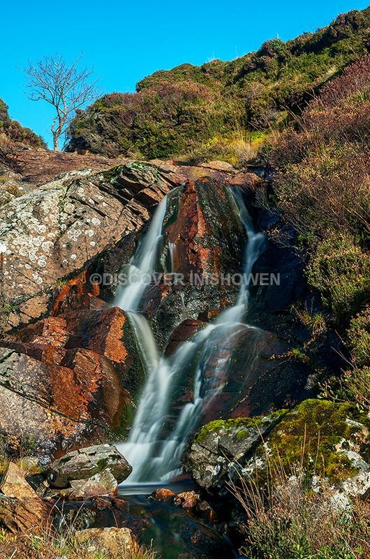 Scardan Waterfall - Inishowen II