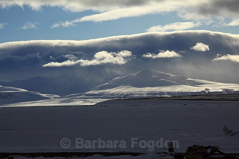 Bjonahamna 0926 - Winter in the daylight
