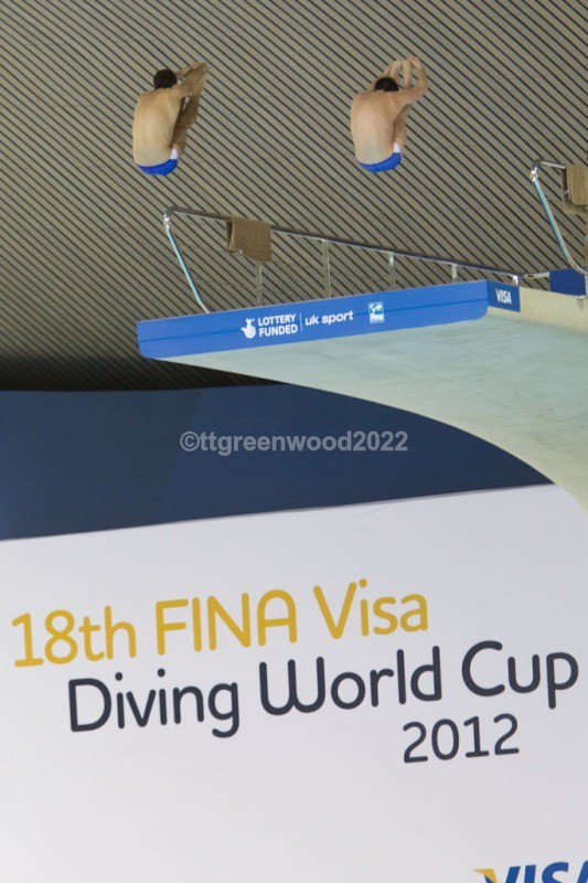 WCD-102 - World Cup Diving