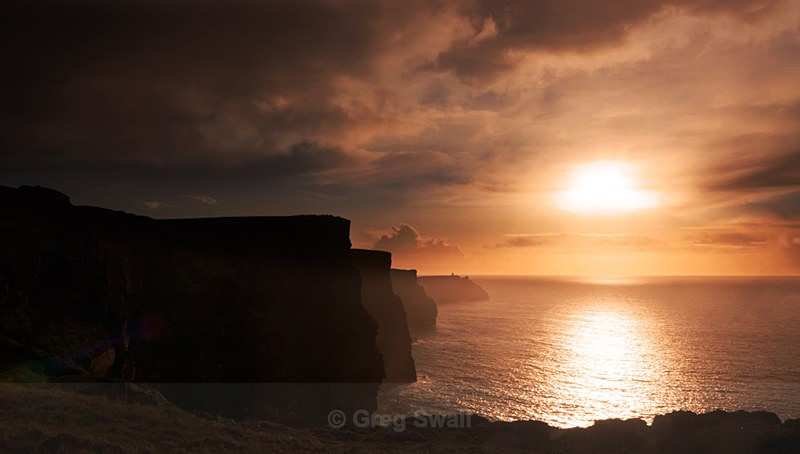 Cliffs of Moher - Landscapes of Ireland - County Donegal and the Wild Atlantic Way