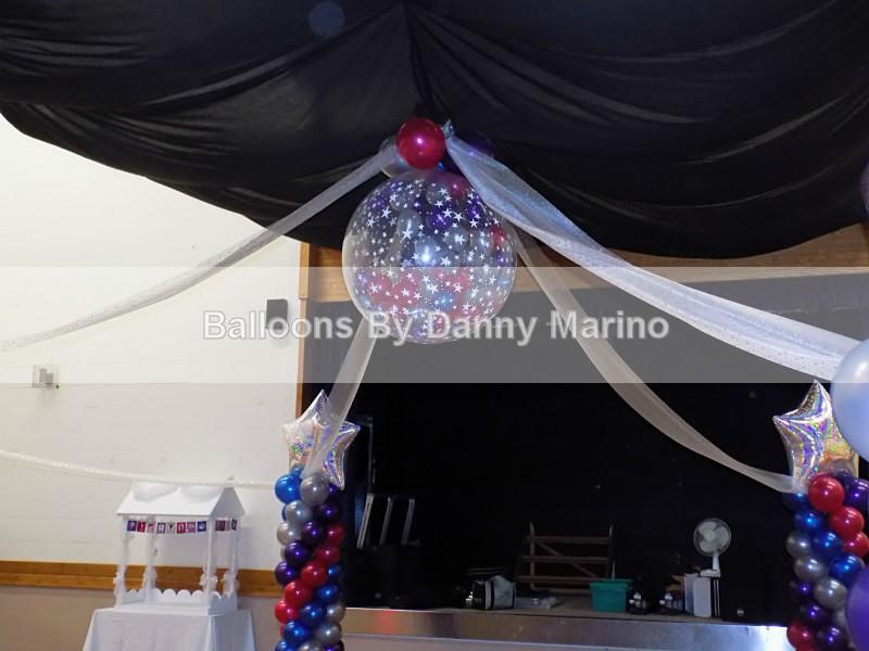 - Birthday Balloons