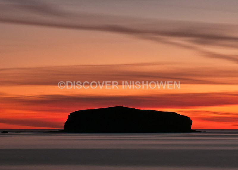 Twilight, Glashedy Island - Nature