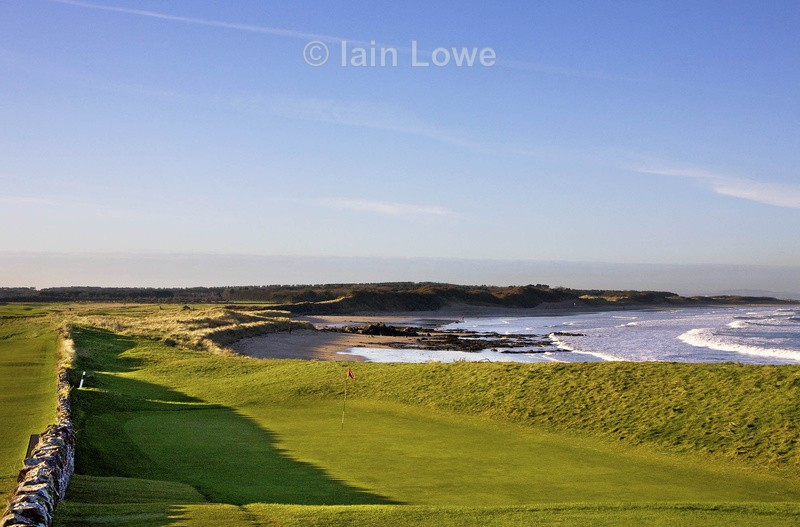 13th Green - North Berwick Golf Links