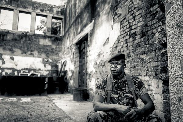 Garamba, Ranger, Democratic Republic of the Congo