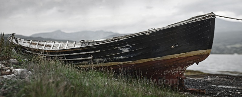 Arran Boat. - The outdoors