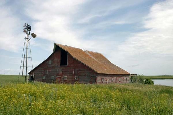 Sanborn Barn - Barns & Remnants