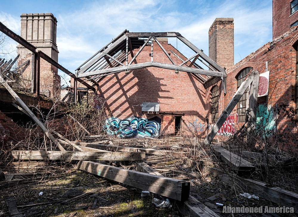 Gary, Indiana | City Methodist Church Roof - Gary, Indiana
