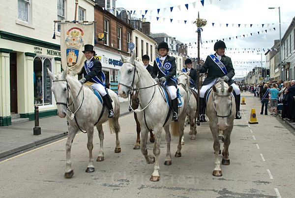 33 - Sanquhar Riding of the Marches 2010
