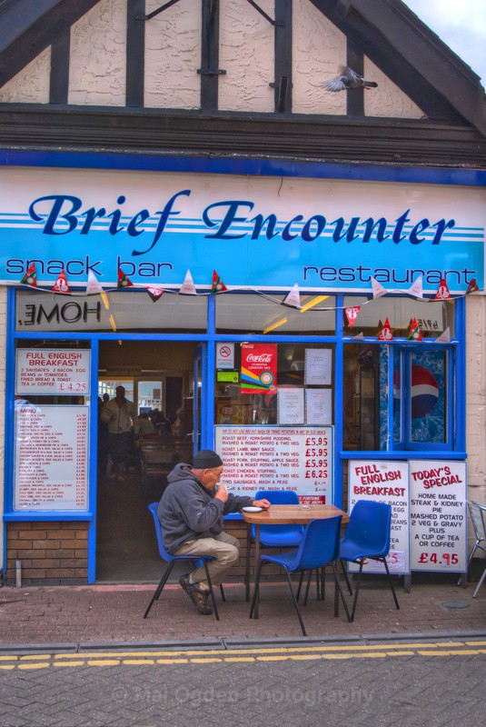Brief Encounter - Britain and the British