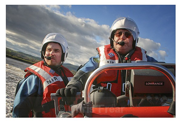Nith Rescue Lifeboat - Editorial Work
