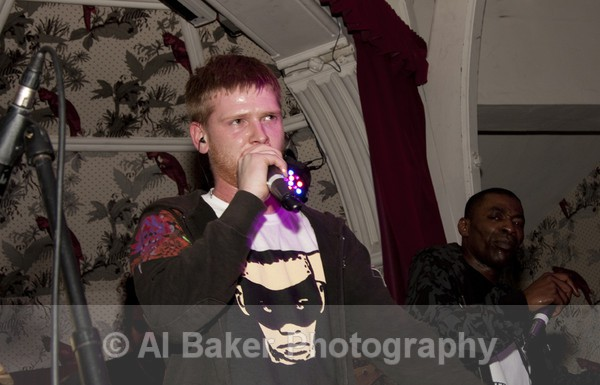 28 - Skittles 'Poor With £100 Trainers' launch 05.03.12