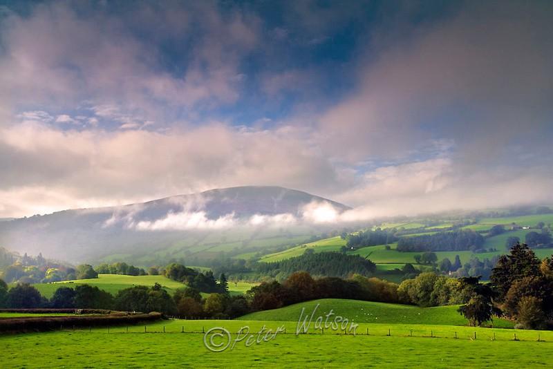 Near Brecon The Brecon Beacons - Wales