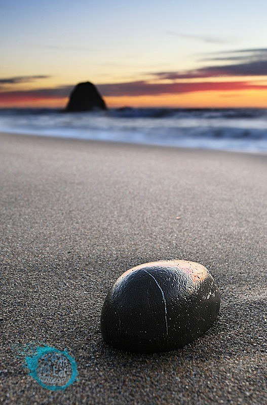 Black Rocks - Seascapes