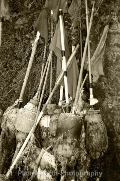 Cornish Fishing Buoys - Abstract / Creative