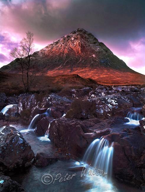 Glen Etive Rannoch Moor 4 - Scotland