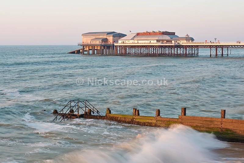 Cromer Pier and Beach - Norfolk Coast by Nickscape