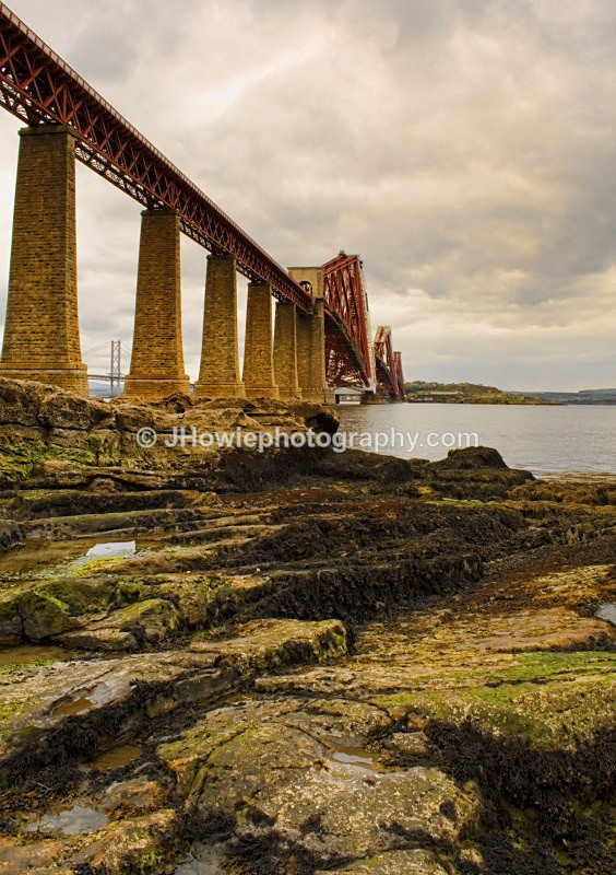 forth rail bridge1 - Bridges of Scotland