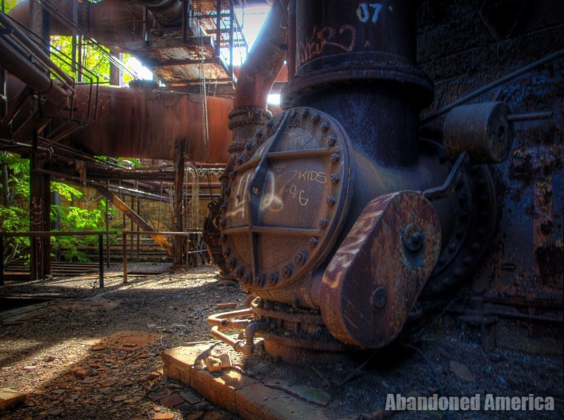 Carrie Furnaces (Rankin, PA) | Kids - Carrie Furnaces