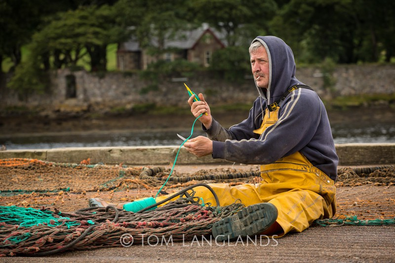 Mending the Nets - People
