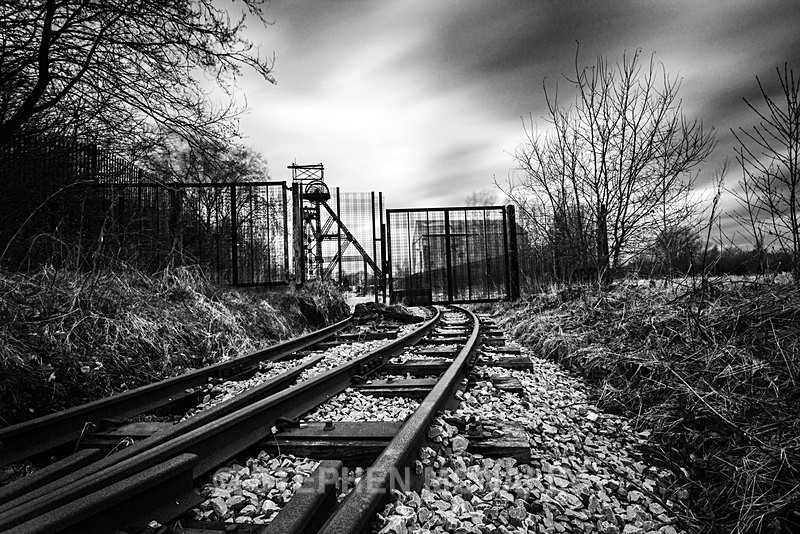To The Colliery - Industrial /urban