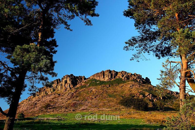 Hen Cloud - Peak District