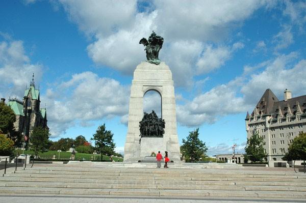 War Memorial - Summer