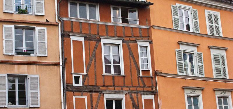 windows - Toulouse