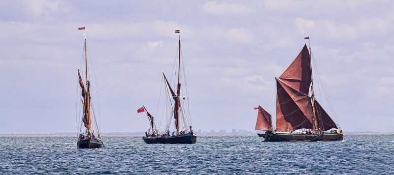 whitstable - Thames Barge3 - Kent