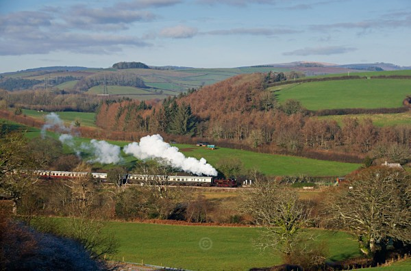 SDR Mince Pie Special - The Lure of Steam