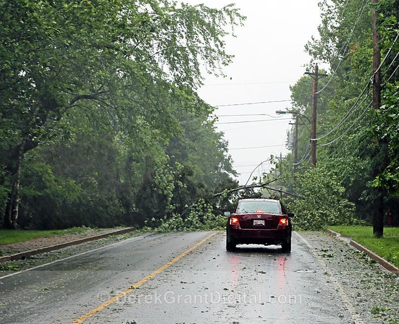 Post-Tropical Storm Arthur - 1 - Post-Tropical Storm Arthur