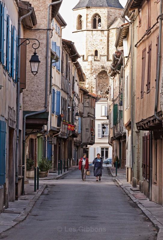 Soreze village - Toulouse