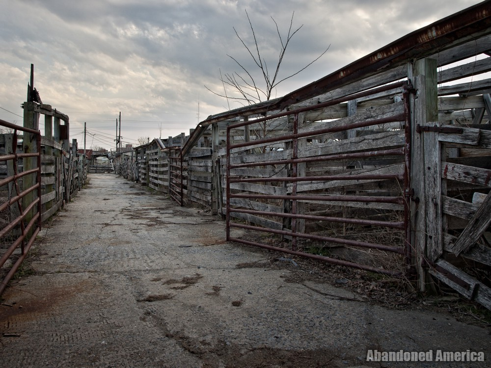 The Lancaster Stockyards | Bleak Ending - Lancaster Stockyard