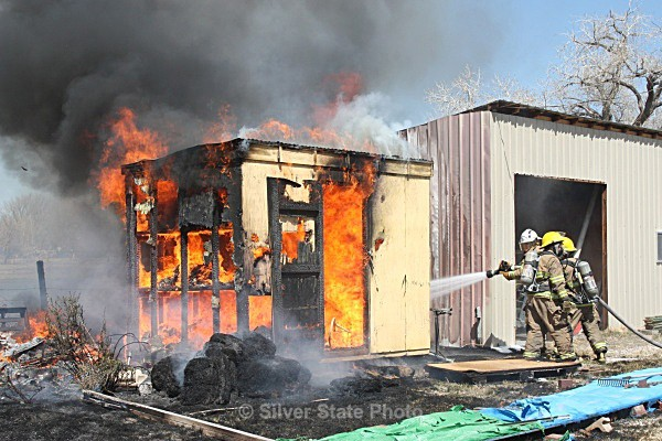 Fire Attack - Fallon/Churchill Fire Department