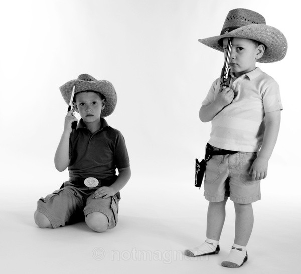 TWO COWBOYS - YOUNG PEOPLE & FAMILY