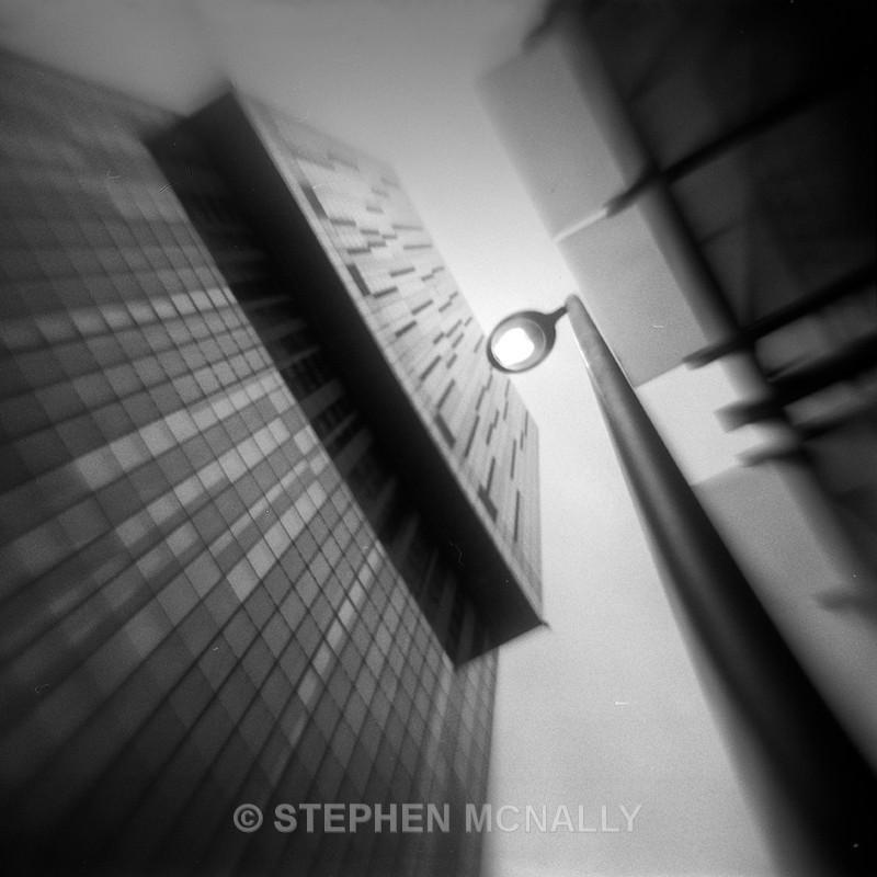 Beecham Tower - Flipped Lens