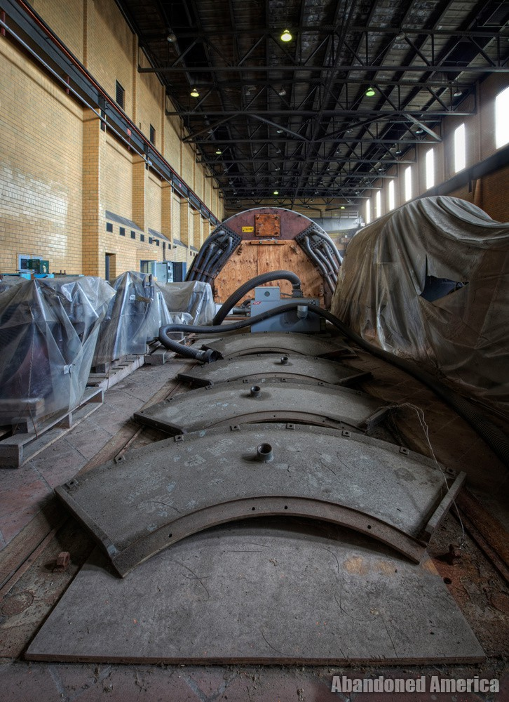 Frank R. Phillips Power Station (South Heights, PA) | Disassembled - Frank R. Phillips Power Station