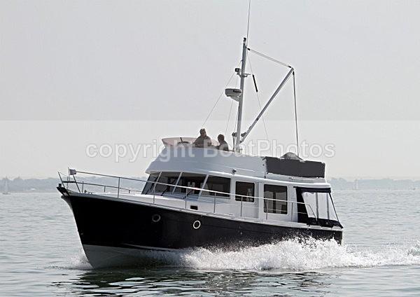 110417 BLUES AWAY BENETEAU SWIFT TRAWLER IMG_2113 - Motor Yachts