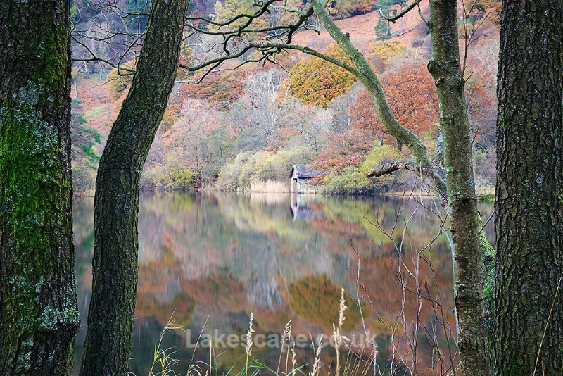 Rydal Water Boat House 4355 - Rydal Water