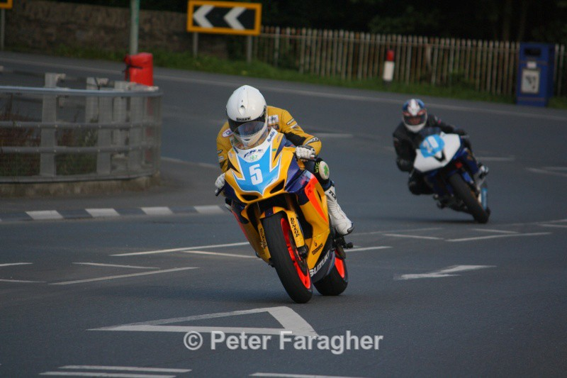 Ryan McCay Manx Grand Prix