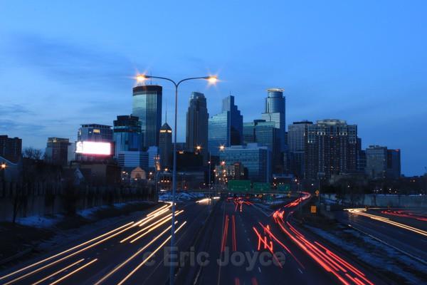 Minneapolis skyline 1 - Minneapolis, Minnesota