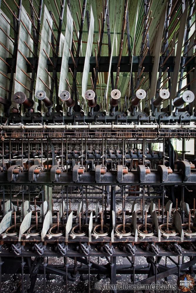 Klotz Throwing Company (Lonaconing MD) | Mind Altering Patterns - Klotz Throwing Company