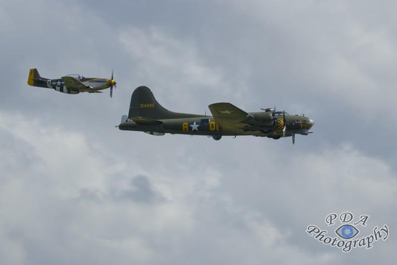 31 Flying Fortress B-17F