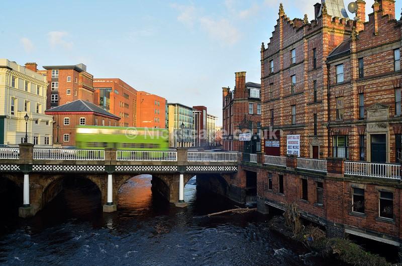 Lady's Bridge - City of Sheffield, UK - Yorkshire